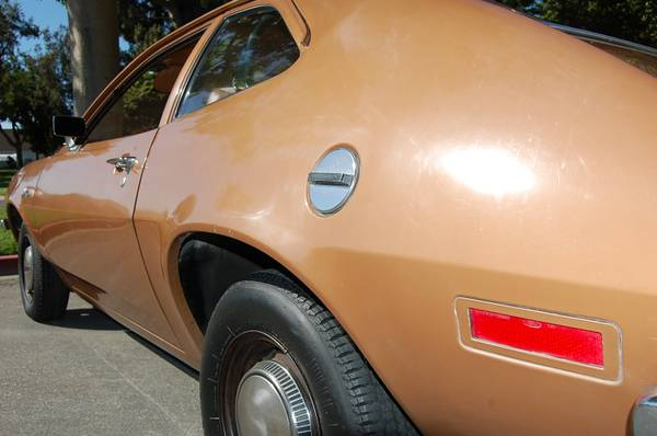 World's Cleanest Pinto 4