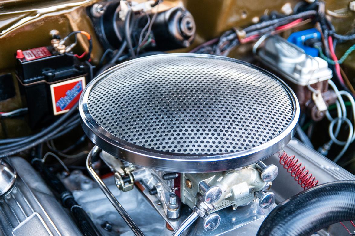 Custom Automotive Air Cleaners : Bangshift demon