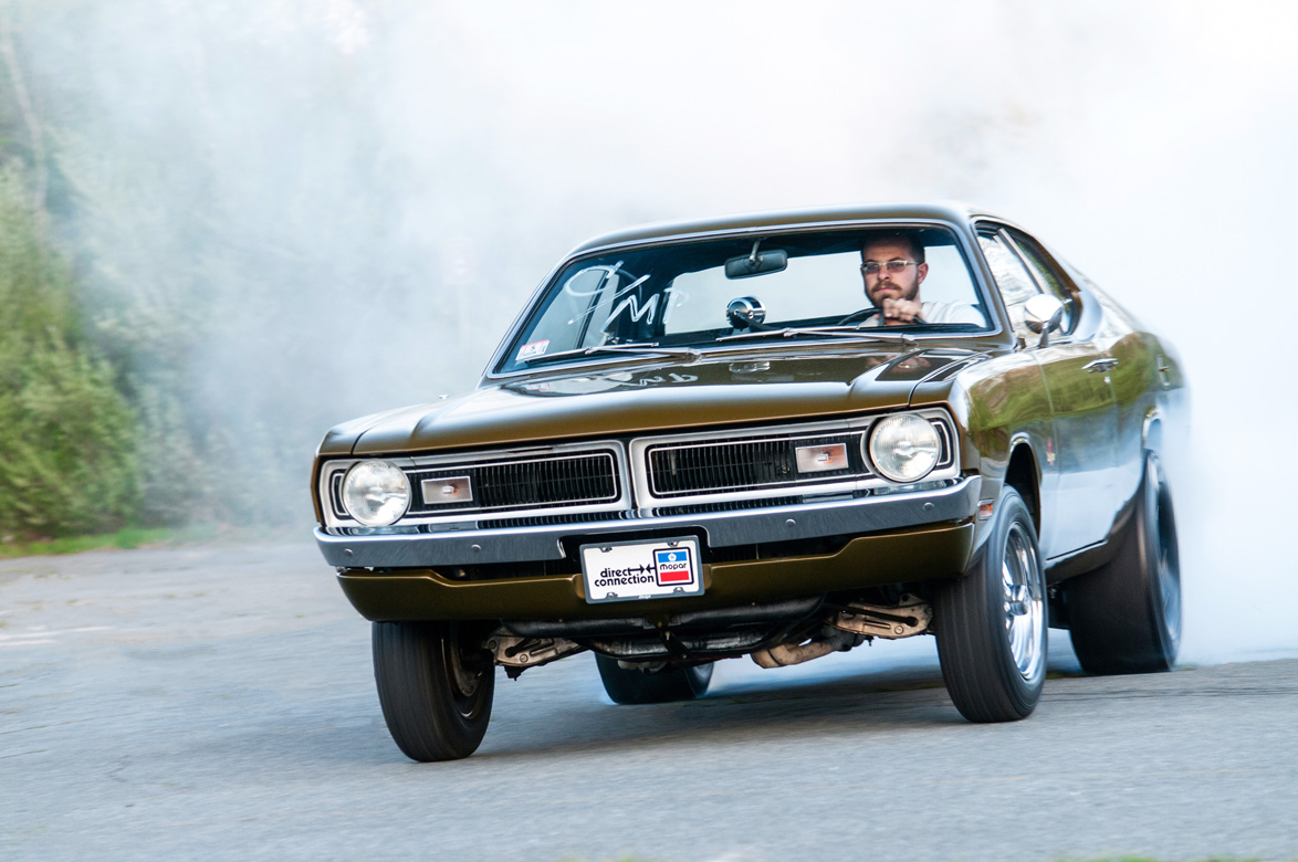 Vision Quest: This Period Perfect 1971 Demon Was Built By A Kid Born 20 Years Late