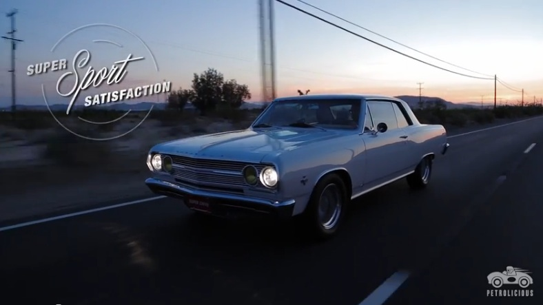 Petrolicious Video: Mark Lundquist Is A Chevy Man With Chevelles A-Plenty – A Cool Look At A Cool Guy
