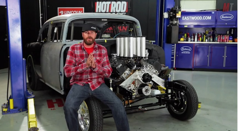 This Is The Rarest Car From Hot Rod Garage