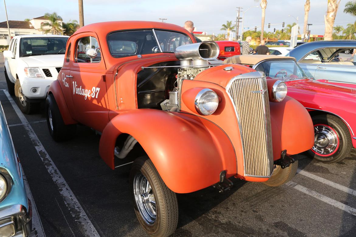 Photos: Donut Derelicts Sunrise Cruise – Huntington Beach, California