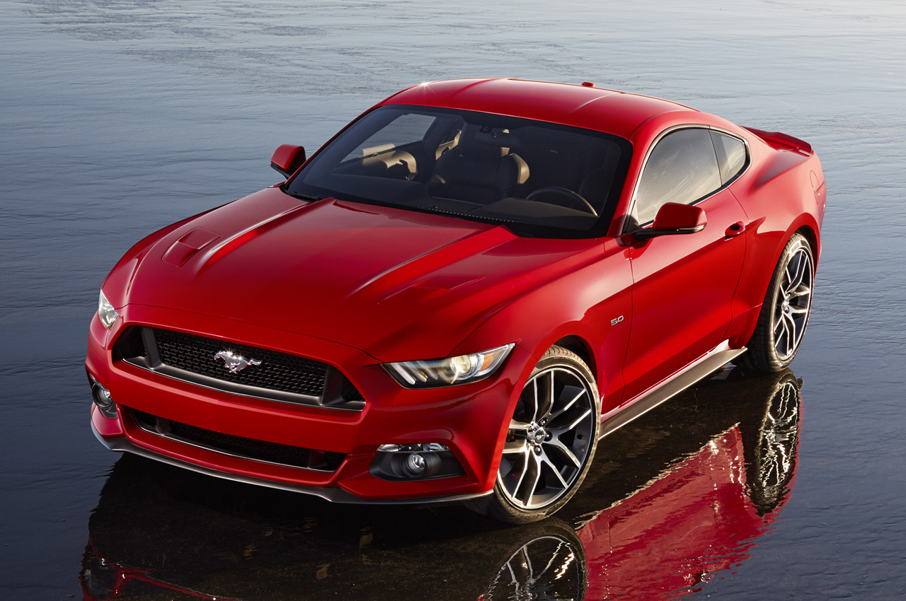 Stop Complaining About The Name Of The 2015 Mustang EcoBoost….Seriously, Stop