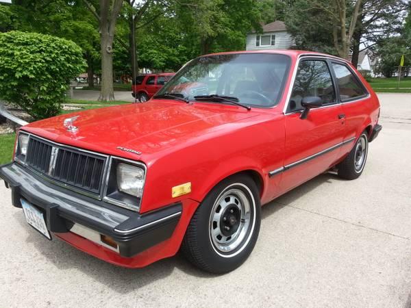 BangShift.com 1984 Pontiac T1000