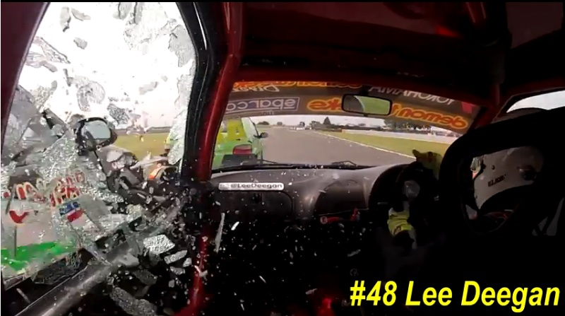 The Most Awesome Road Racing Video We Have Ever Seen Involves Tiny Stock Hatchbacks Being Driven With Absolute And Total Abandon
