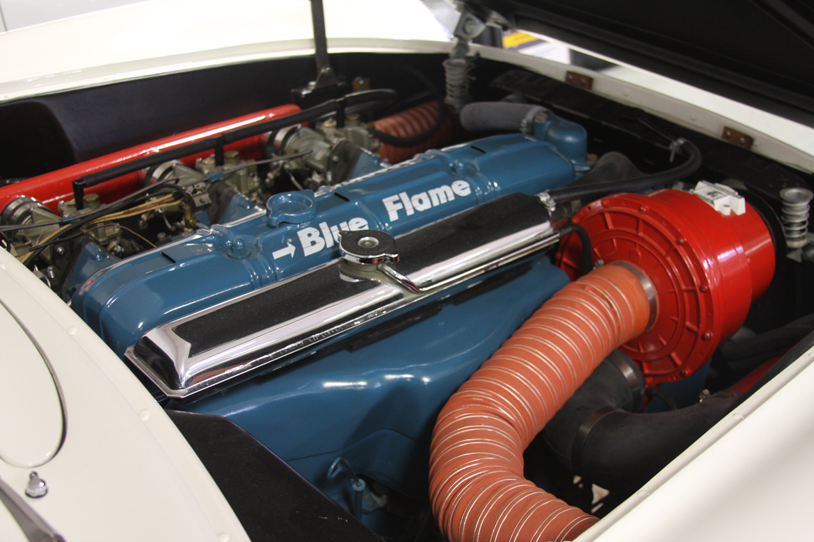 One Of None: The Supercharged Prototype 1953 Corvette That Never Saw Production – Lingenfelter Collection