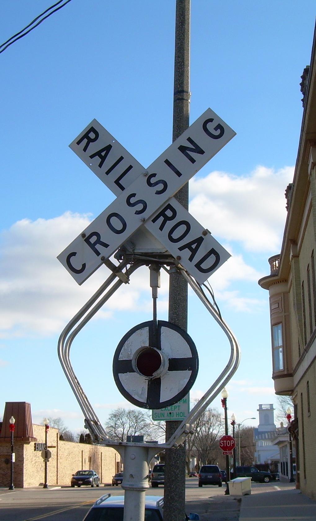 Bangshift Com Bangshift History Of Railroad Crossing Signals