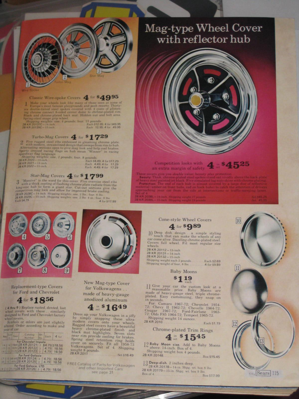 Back In The 1950s Through 1970s Sears Catalog Was 1954 Allstate Scooter Wiring Diagram 1159633