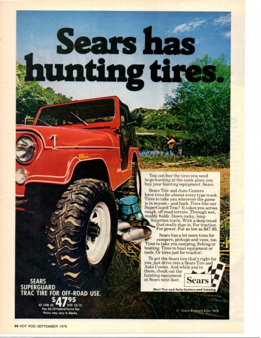 BangShift.com Back In The 1950s Through 1970s, The Sears ...