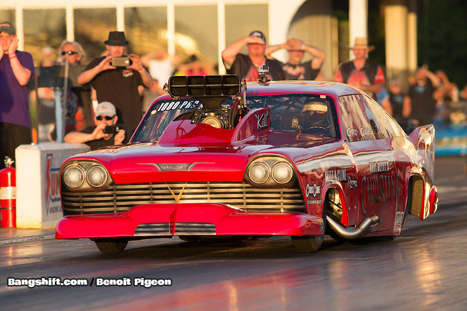 Extreme Outlaw Pro Mods In Atlanta – Wild Cars, Wild Weather, And Great Times