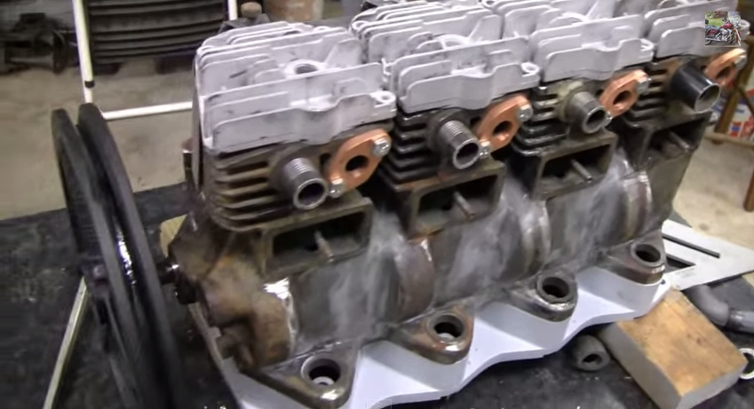 Briggs And Stratton 4 Cylinder Build Videos