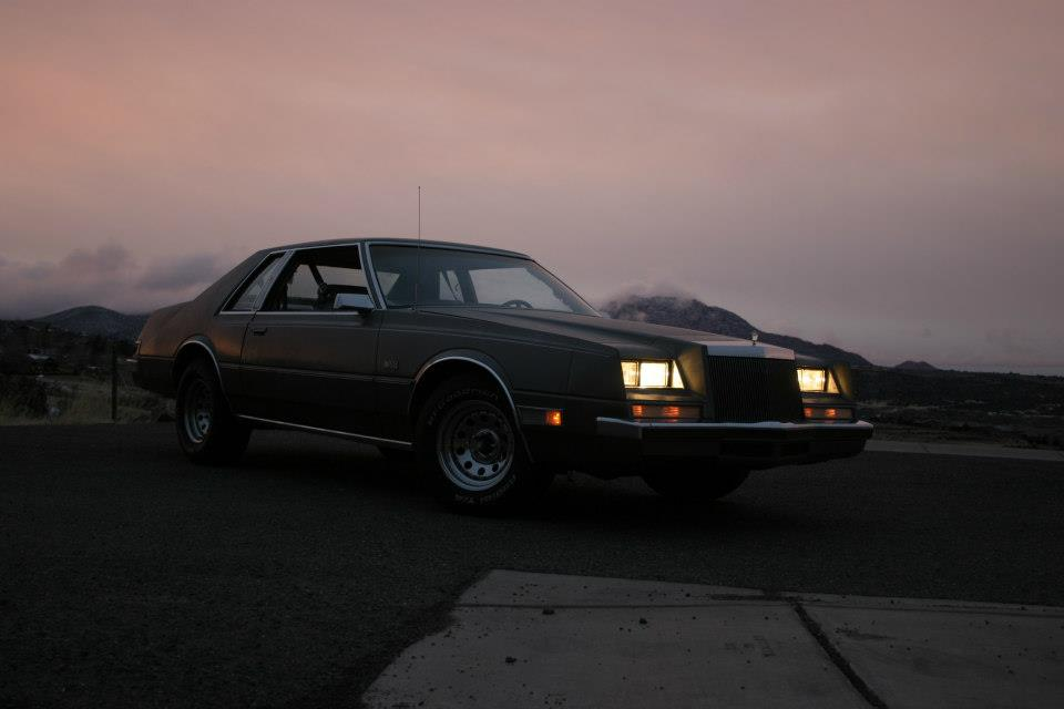 Meet the Newest BangShift Project Car: Project Raven, McTaggart's 1983 Chrysler Imperial