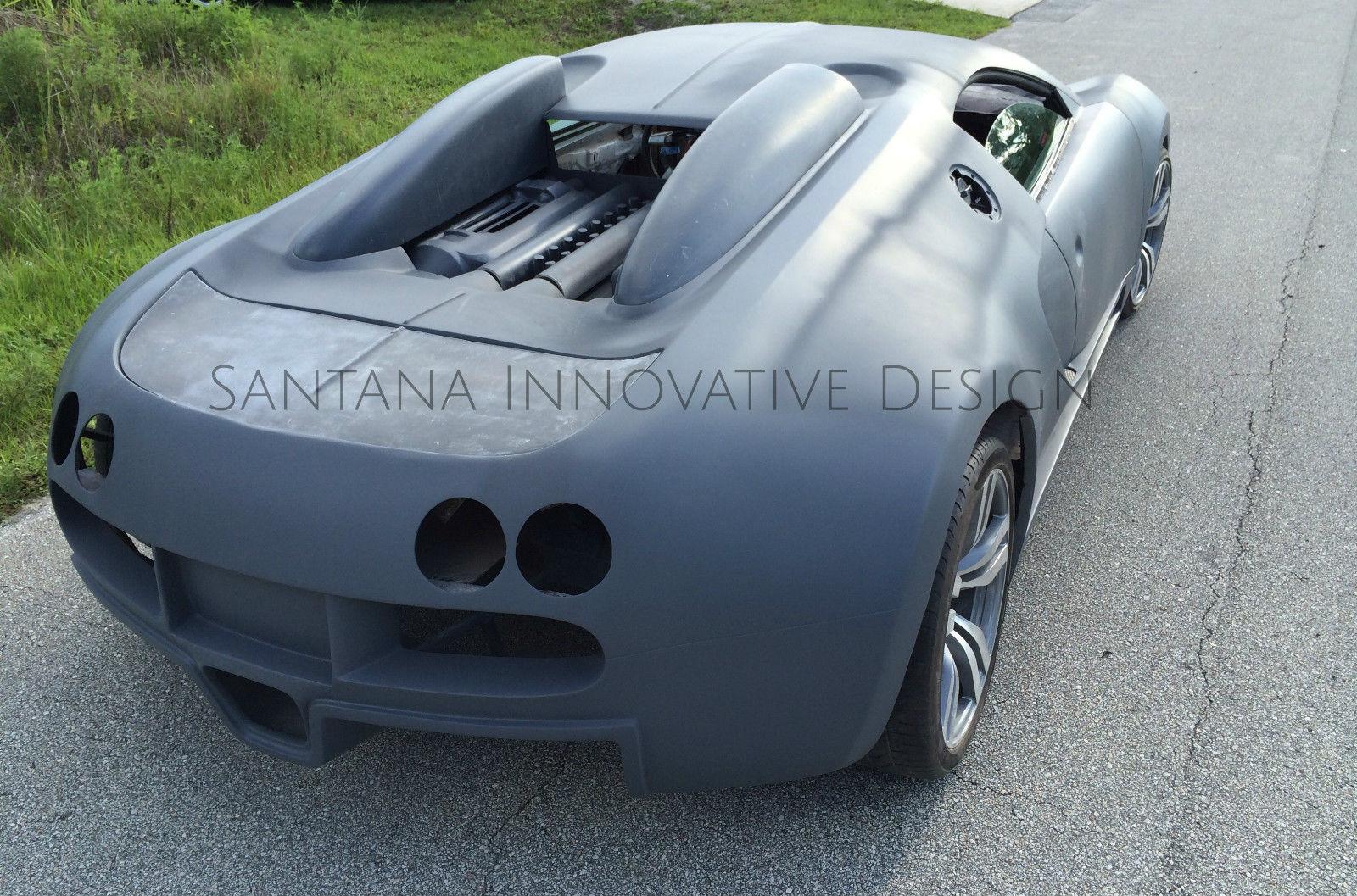 BangShift.com Kit Car Veyron