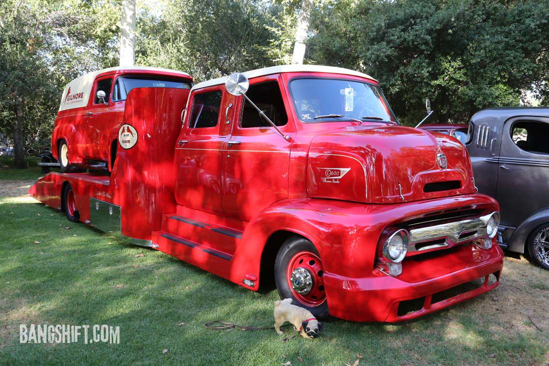 Ford f 100 pickups invade anaheim for the 2014 f 100 western nationals