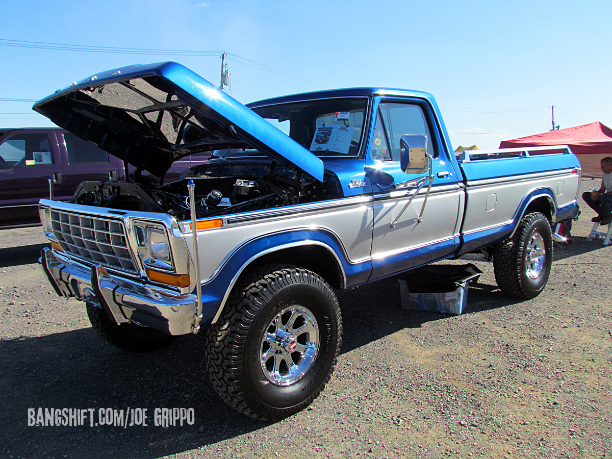 Bangshift Com Trucks Trucks And More Trucks From Fords