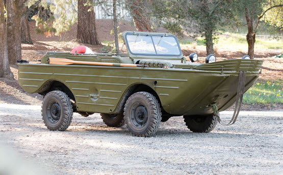 GAZ Light Amphibious Vehicle