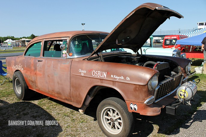 Gassers And Race Cars From The Gasser Reunion At Thompson Raceway Park 003