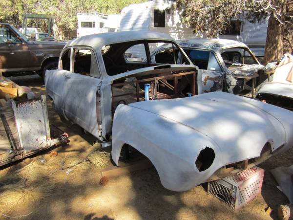 BangShift com Not One, But Two, Henry J Gasser Project Cars For Sale