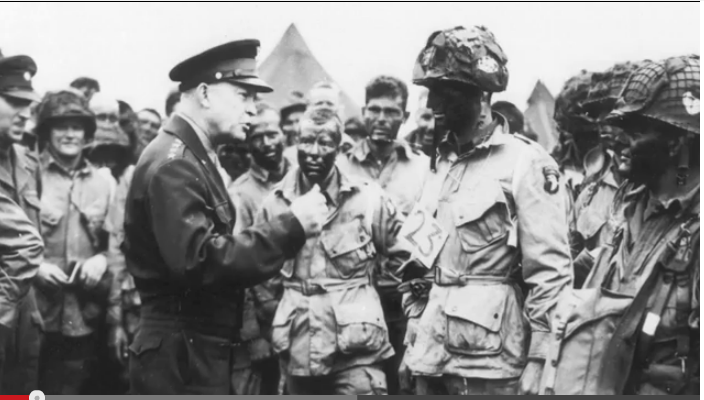 Listen To Dwight Eisenhower's Address To The Troops On D-Day That Was Delivered 73 Years Ago Today