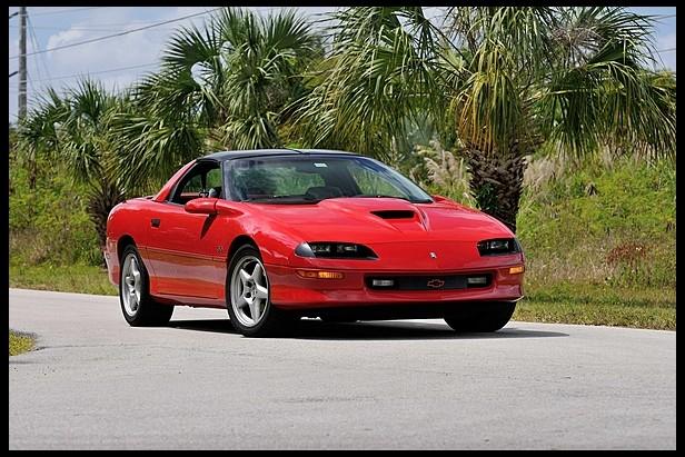 Bangshift Com Monday Shopper 1997 Chevrolet Camaro Ss