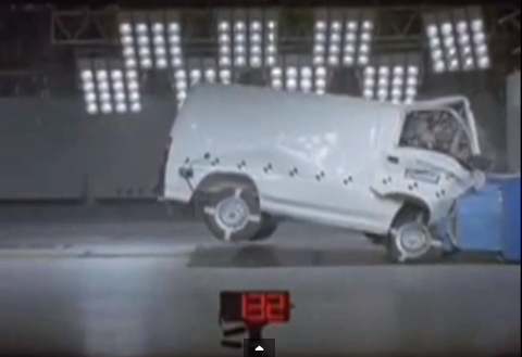 These Slow-Motion Crash Tests Will Have You Cringing In Real Time