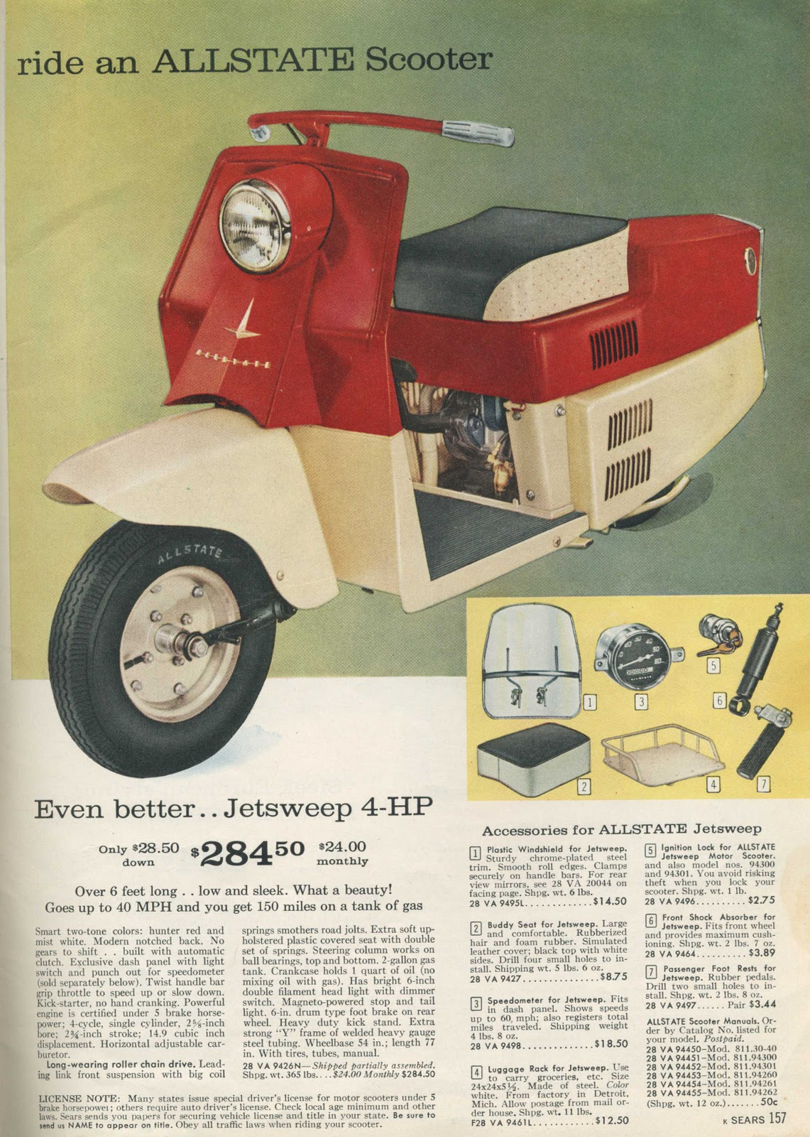 BangShift com Back In The 1950s Through 1970s, The Sears