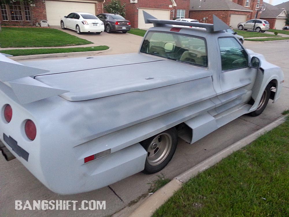 BangShift com It's Official: This IS The Weirdest Chevrolet