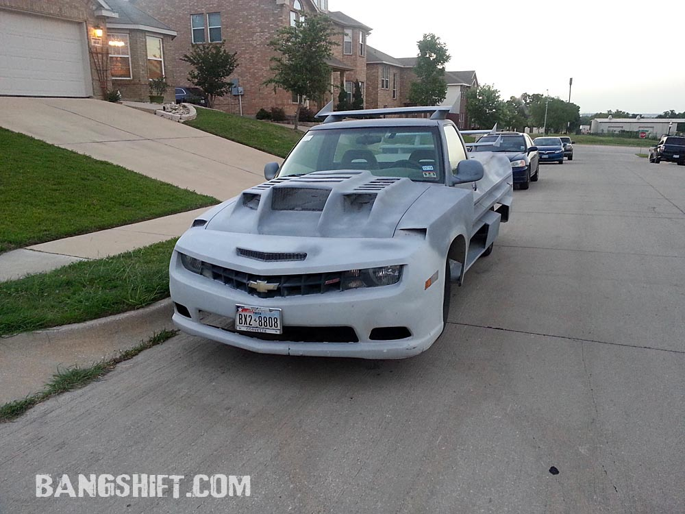 Chevrolet Of Burleson BangShift.com It's Official: This IS The Weirdest ...