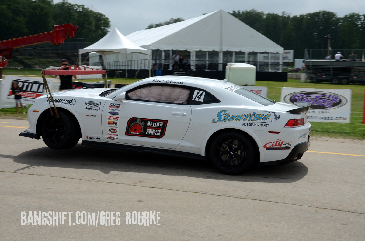 Could This Be The First New 2014 Z28 Camaro To Crash? Check Out The Photos.