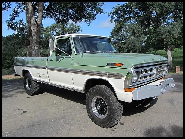 Monday Shopper: 1971 Ford Ranger XLT
