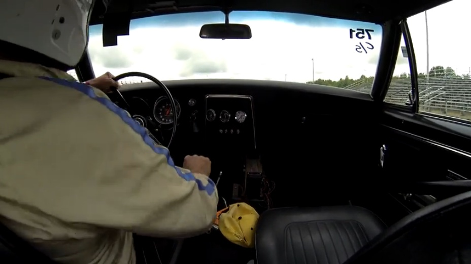 Gear Jamming Video: Ride With Stock Eliminator Legend Ben Wenzel As He BangShifts HIs C/Stock 1967 Camaro Z/28 – This Rules