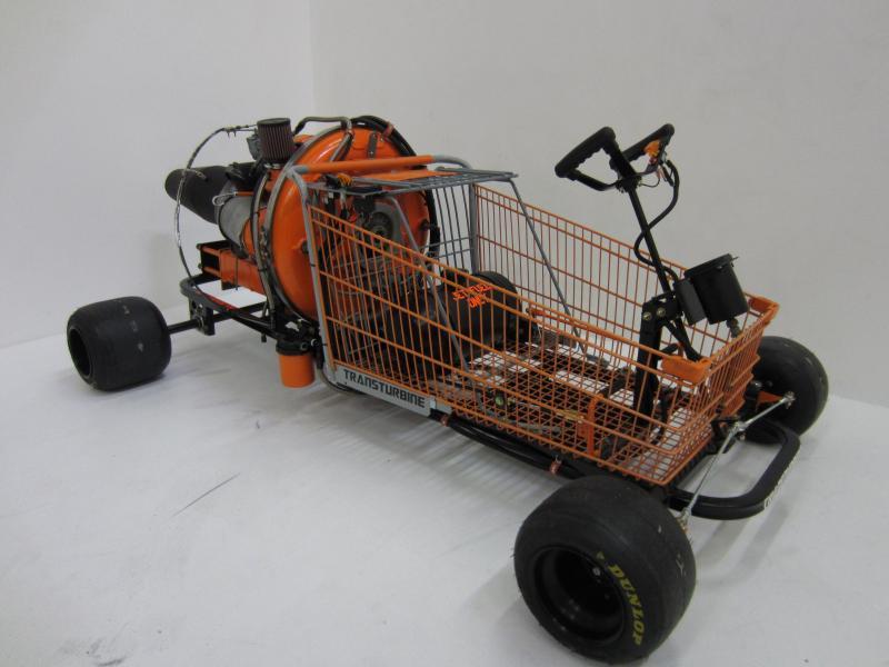 Bangshift Com Jet Powered Shopping Cart