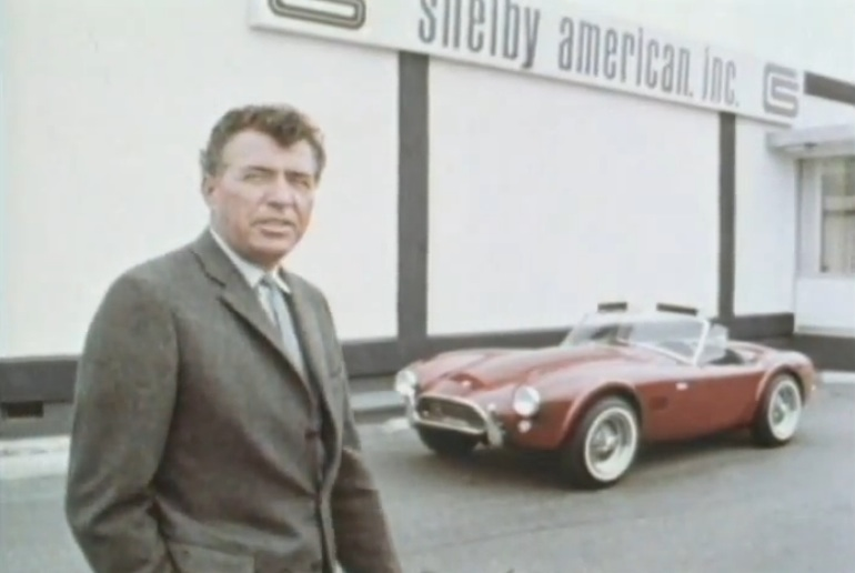 Carroll Shelby Goes Racing With Ford Is The Coolest Factory Produced Film Of The 1960s