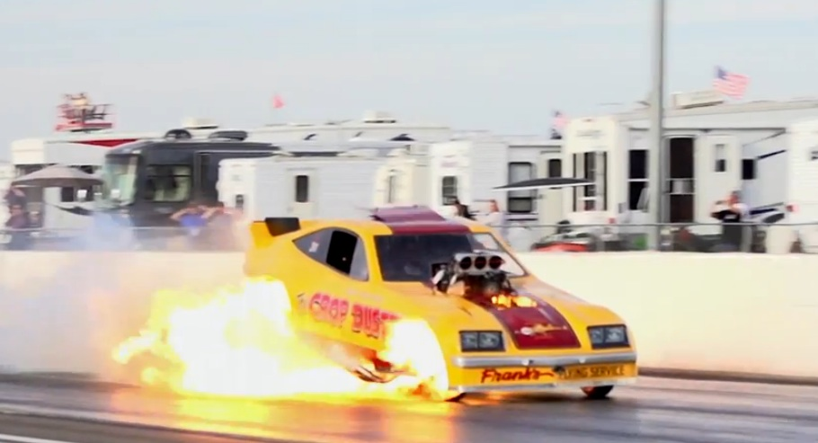 Magnum Opus: Nitro America's Feature Length Film Covering The 2014 March Meet Is Beyond Description