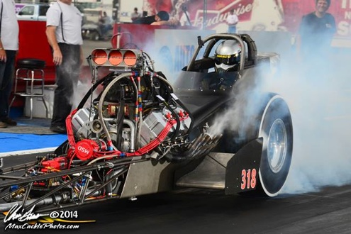 """NHRR's Strongest Field Of Nostalgia Fuelers Ever At Bowling Green This Weekend – Hirata Calls Rear Engine Dragsters """"Sissy Cars"""""""