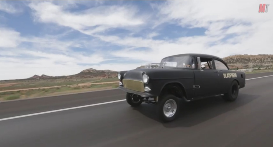 Roadkill: How The Hemi 1955 Chevy Was Built – In All Of Its Sleep Deprived, Stop And Go Glory