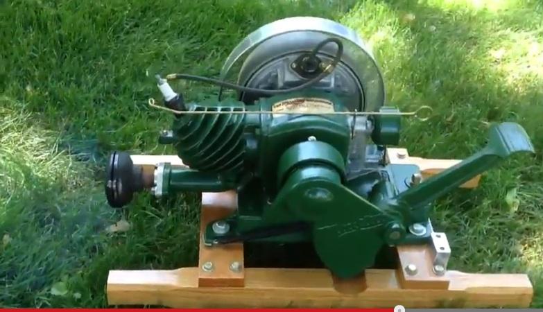 Bangshift Com 1935 Maytag Engine