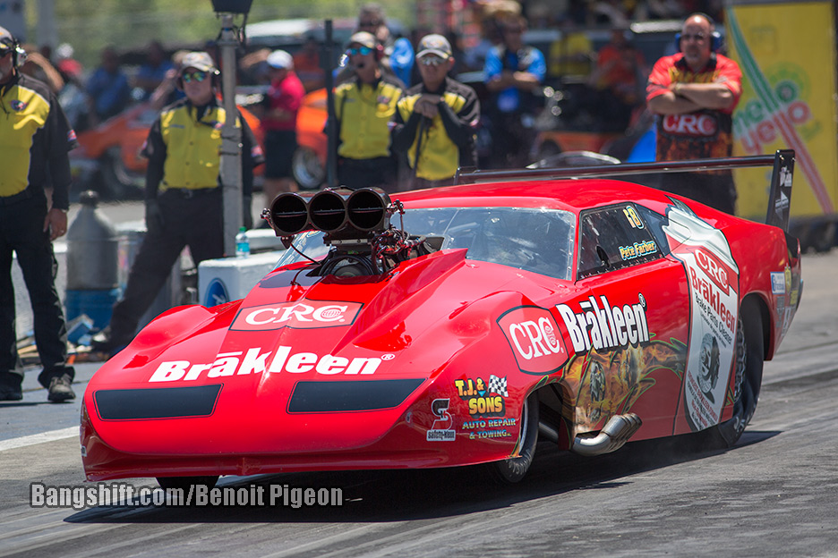 NHRA Bristol Pro Mod Coverage: Peter Farber Goes The Distance For First Time In NHRA Competition