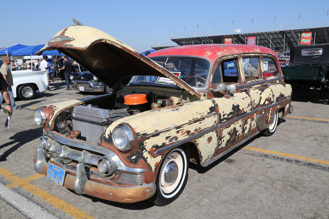 BangShiftcom Pomona Swap Meet - Cool looking cars for sale