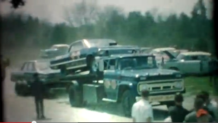 This Vintage Drag Racing Video From Virginia Circa 1964 Has Cool Haulers, Cool Cars, And Great Action – Hubert Platt, Pee Wee Wallace, More!