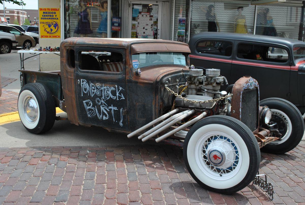 Kearney Park Car Show