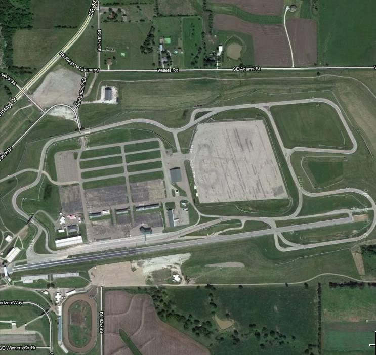 City Of Topeka To Buy Heartland Park Racing, Seek New Operator For Sprawling Facility