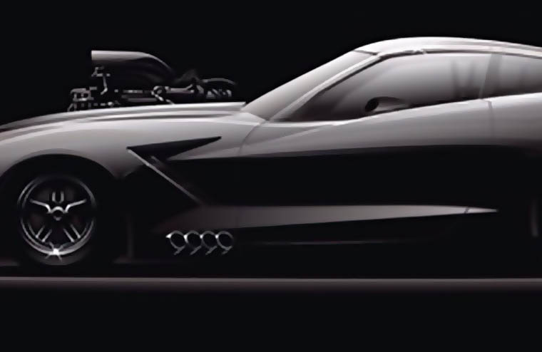 Exclusive First Look: Pro Mod C7 Corvettes Are On The Way!