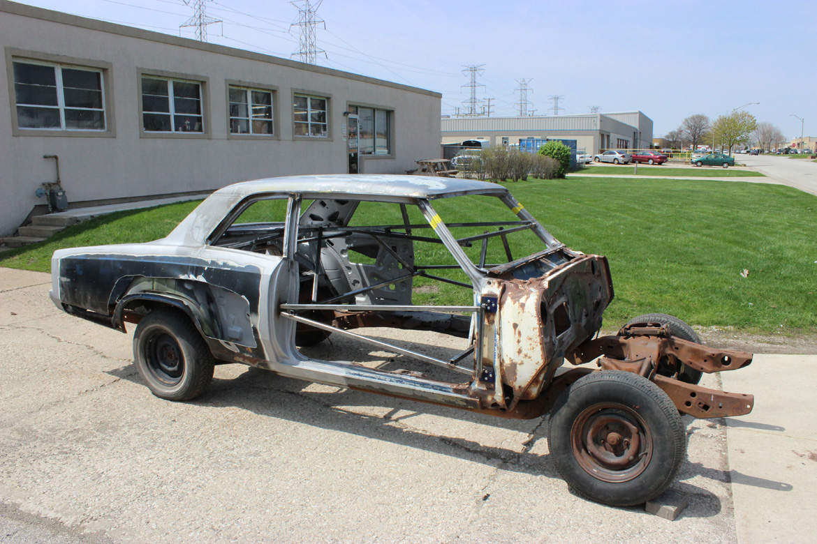 Project Whistling Death: One Rough '67 Chevelle Gets Traded For Another And We'll Tell You Why