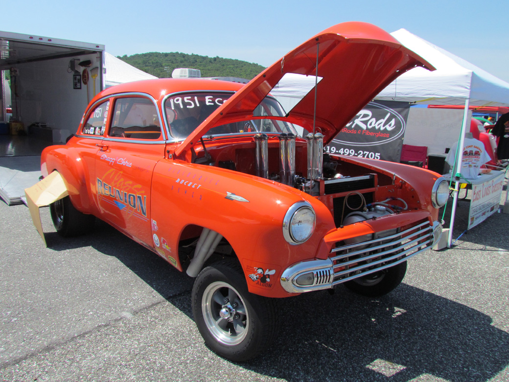 2014 Glory Days At The Grove Coverage: Gassers, Funny Cars, Street Freaks, and More