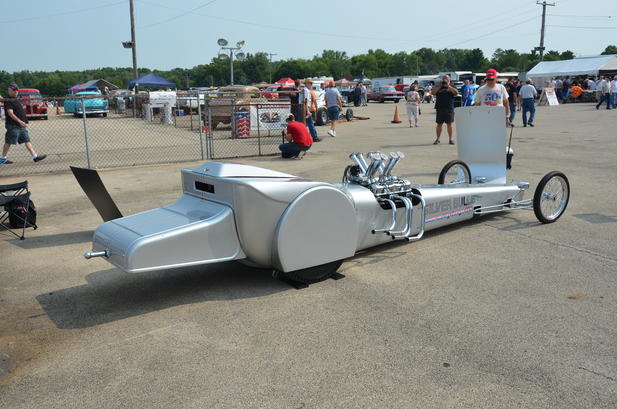 Meltdown Drags 2014 Coverage: The Coolest Cars, Parts, And Stuff From The Pits (Part 1)