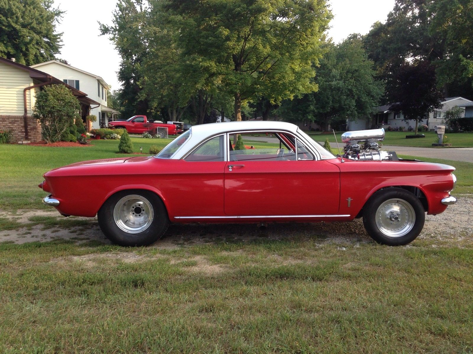 Bangshift Com Ebay Find This Nasty Corvair Is Ready For A