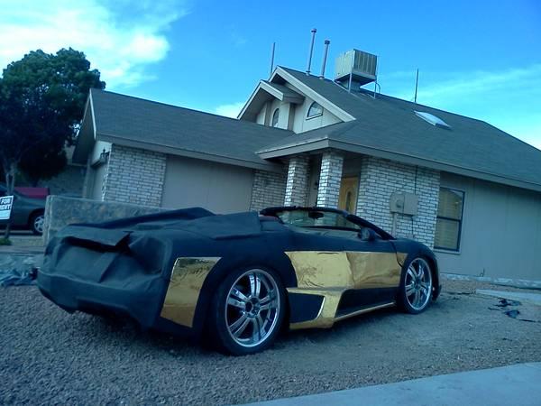 Bangshift Com The Worst Lamborghini Murcielago Ever Is For