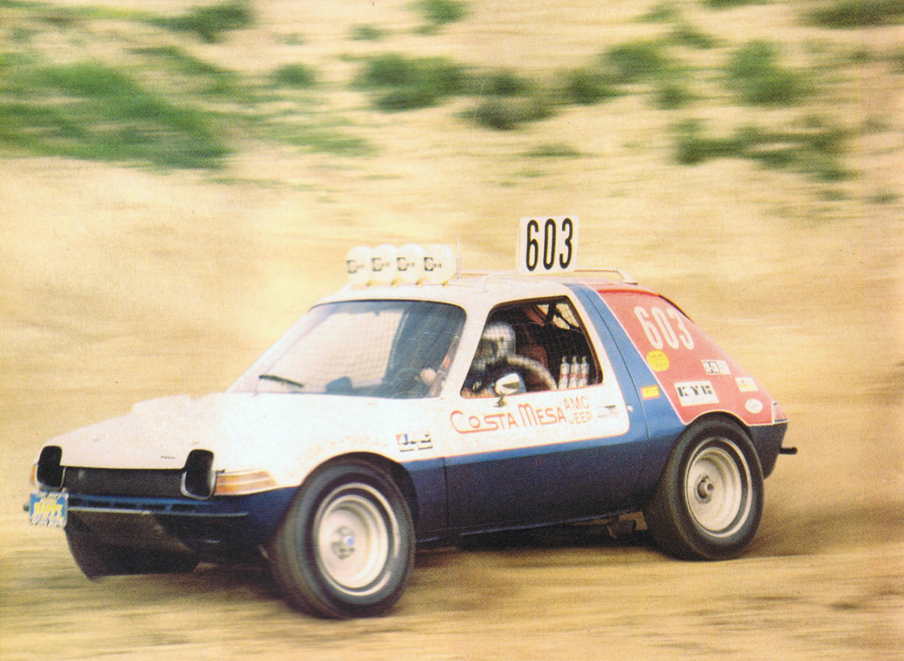 Would You Rather: Drive A Baja Pacer Or Baja Bug In The Baja 1000?