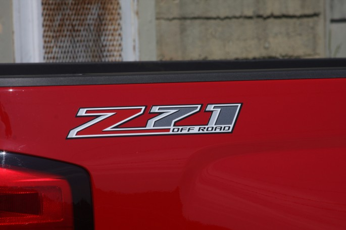 Chevy Silverado crew cab LTZ 2500 2014 victory red005
